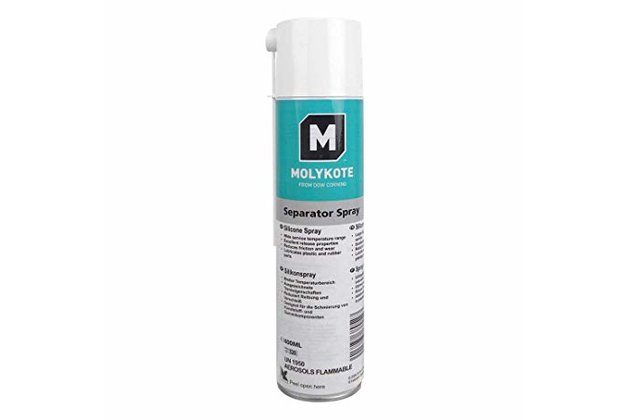 Molykote Silicone Separator Spray - 400 ml