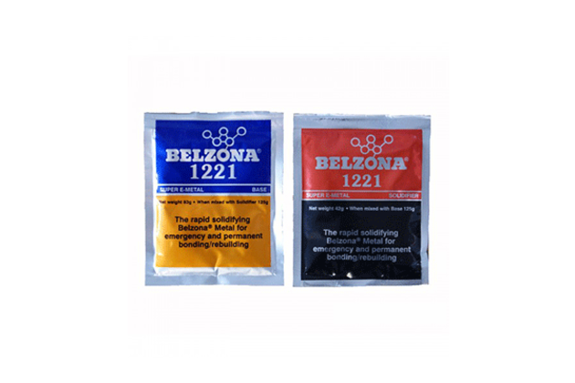 Belzona 1221 Super E - Metal - 125 g
